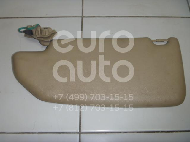 Купить Козырек солнцезащитный (внутри) Volvo V70 2001-2006; (39970051)