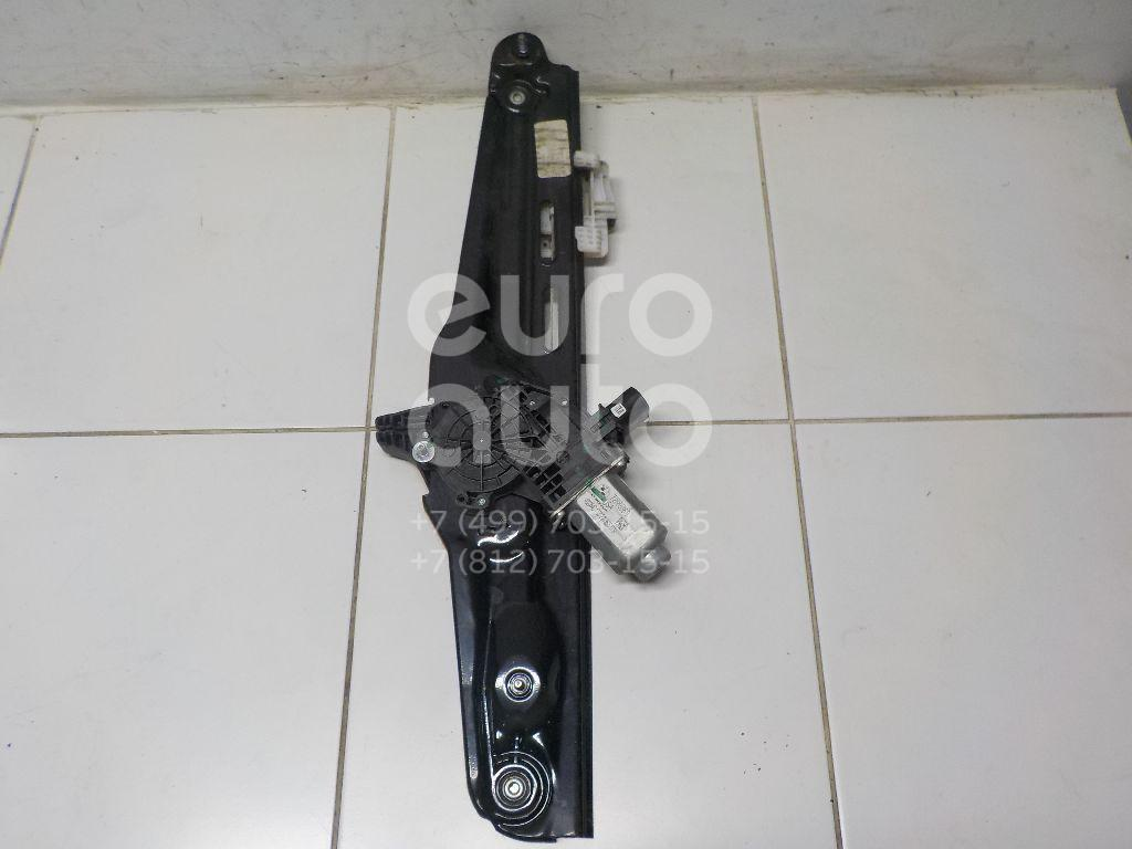 Стеклоподъемник электр. задний правый BMW X3 F25 2010-; (51357267104)  - купить со скидкой