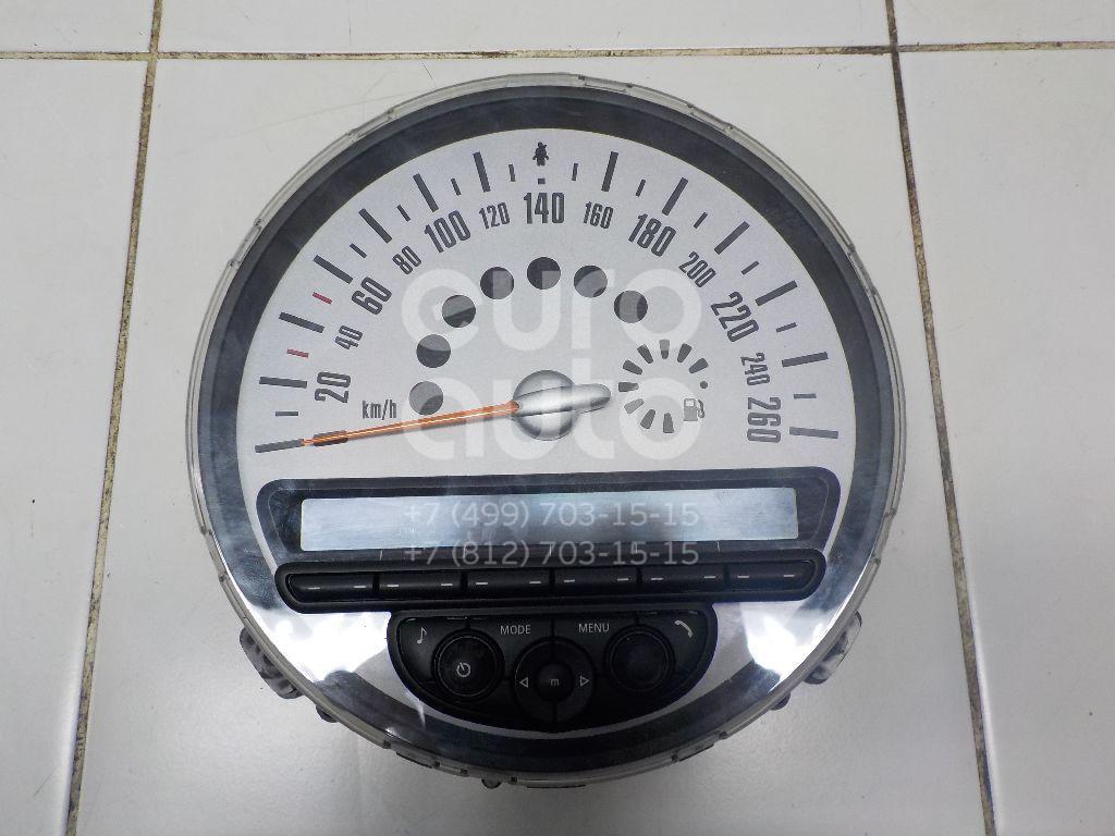 Купить Панель приборов Mini Countryman R60 2010-2016; (62109325801)