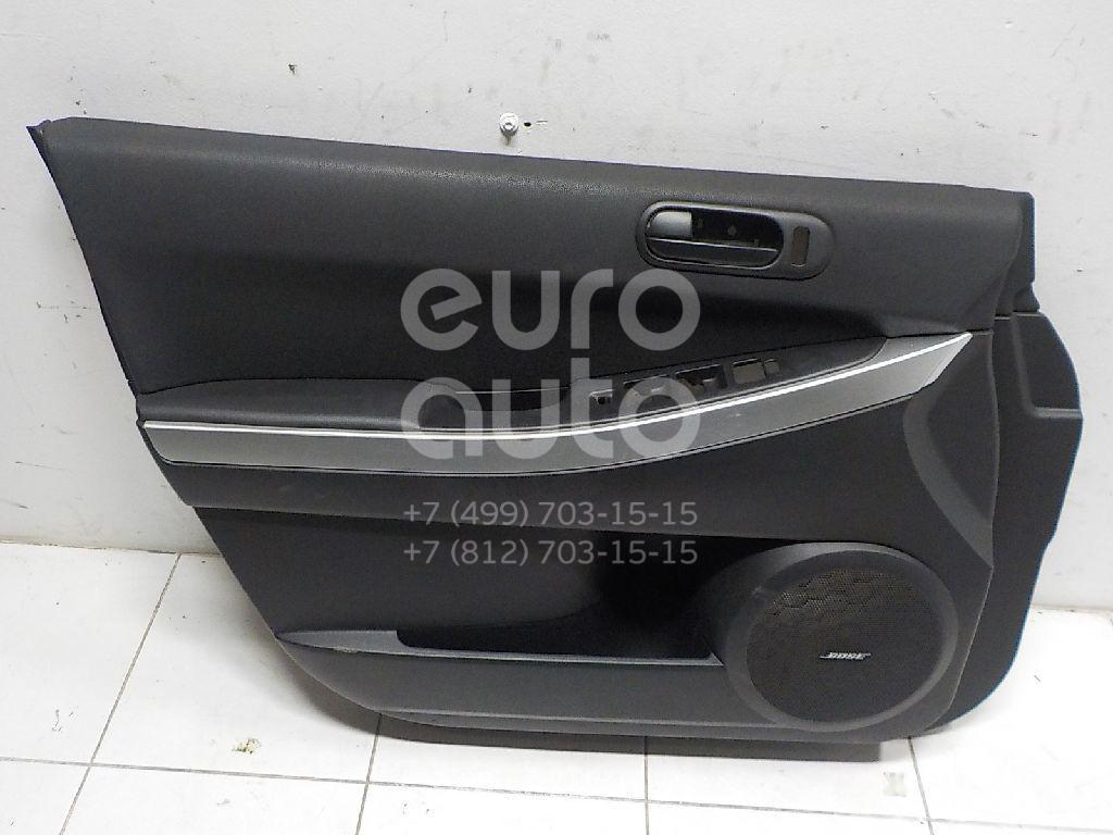 Купить Обшивка двери передней левой Mazda CX 7 2007-2012; (EH1468460A02)