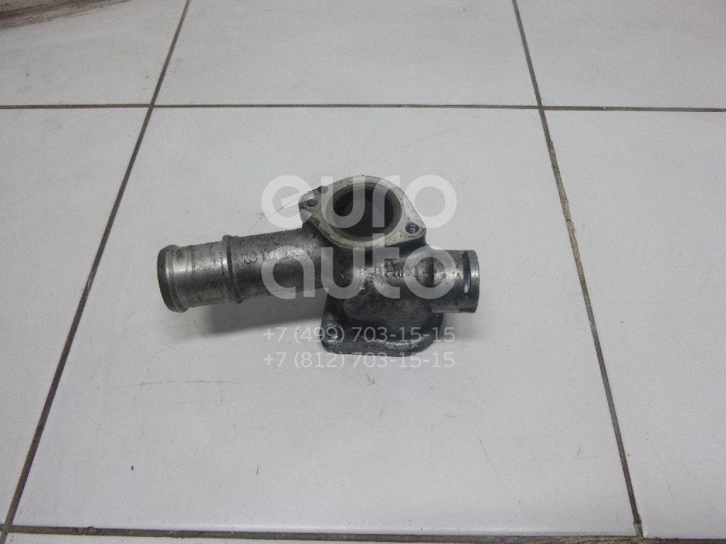Engine coolant hose flange - genuine vw 038121133j 038121133j