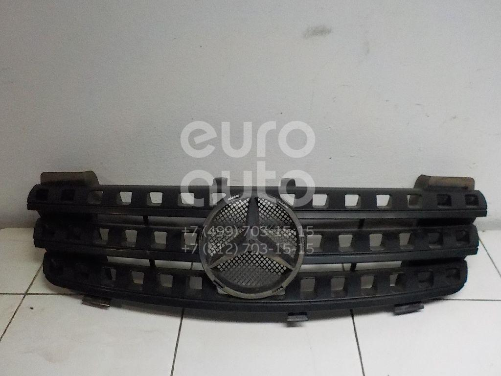 Купить Решетка радиатора Mercedes Benz W164 M-Klasse (ML) 2005-2011; (16488000857167)