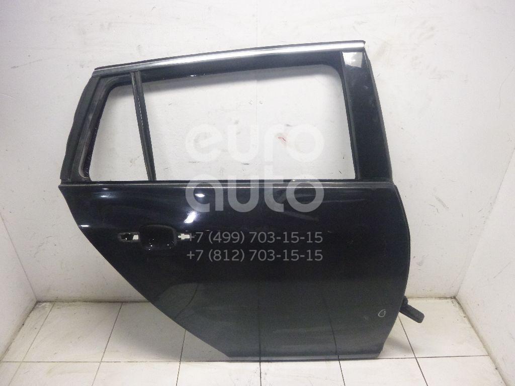 Купить Дверь задняя правая Opel Insignia 2008-2017; (0124330)