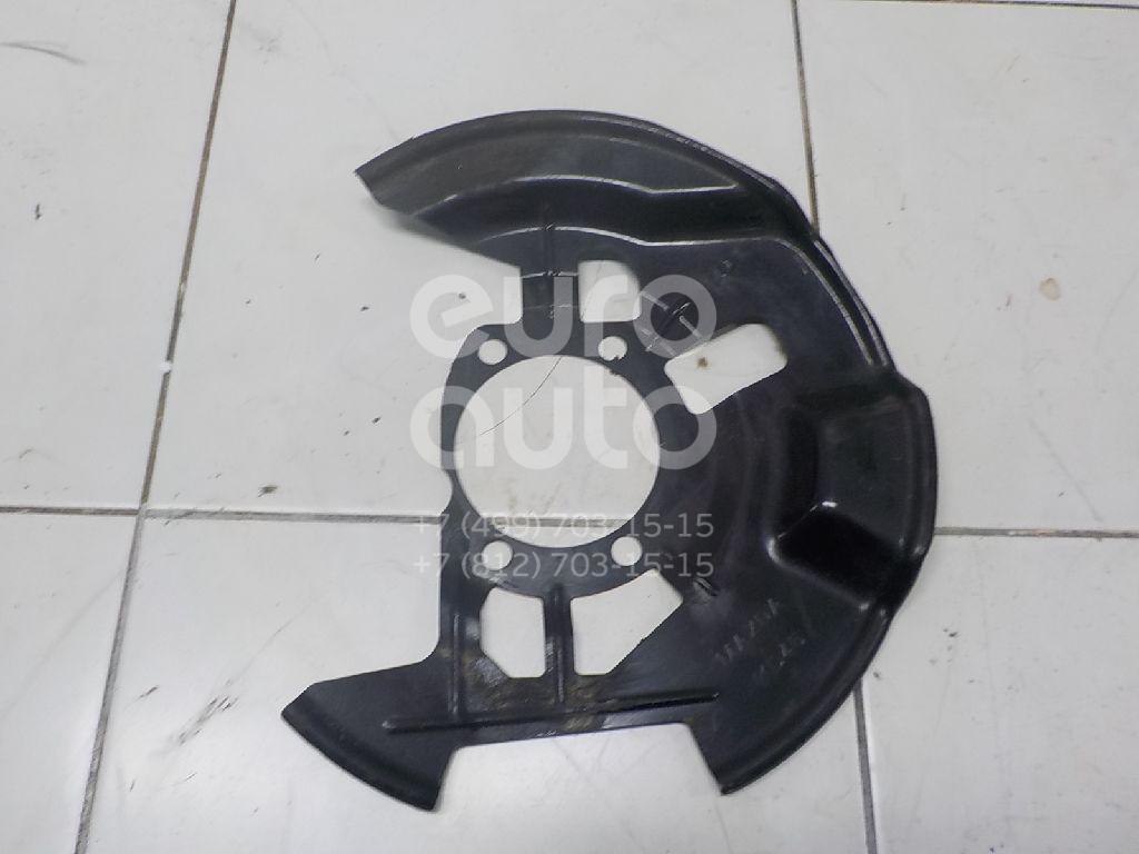 Купить Пыльник тормозного диска Mazda CX 5 2012-; (KD4533261B)