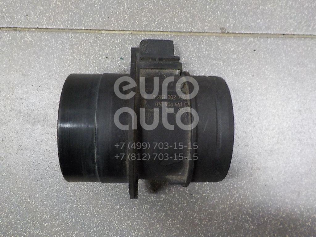 Купить Расходомер воздуха (массметр) Audi A4 [B8] 2007-2015; (03G906461C)