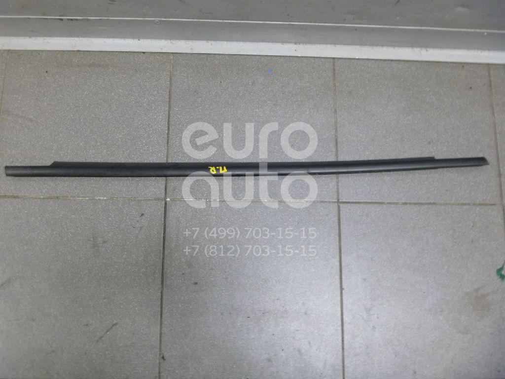 Накладка стекла переднего правого Opel Zafira B 2005-2012; (13132098)