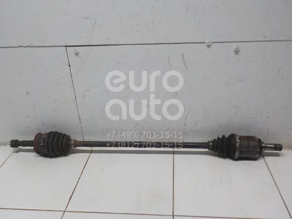 Купить Полуось передняя правая Opel Corsa C 2000-2006; (26076878)