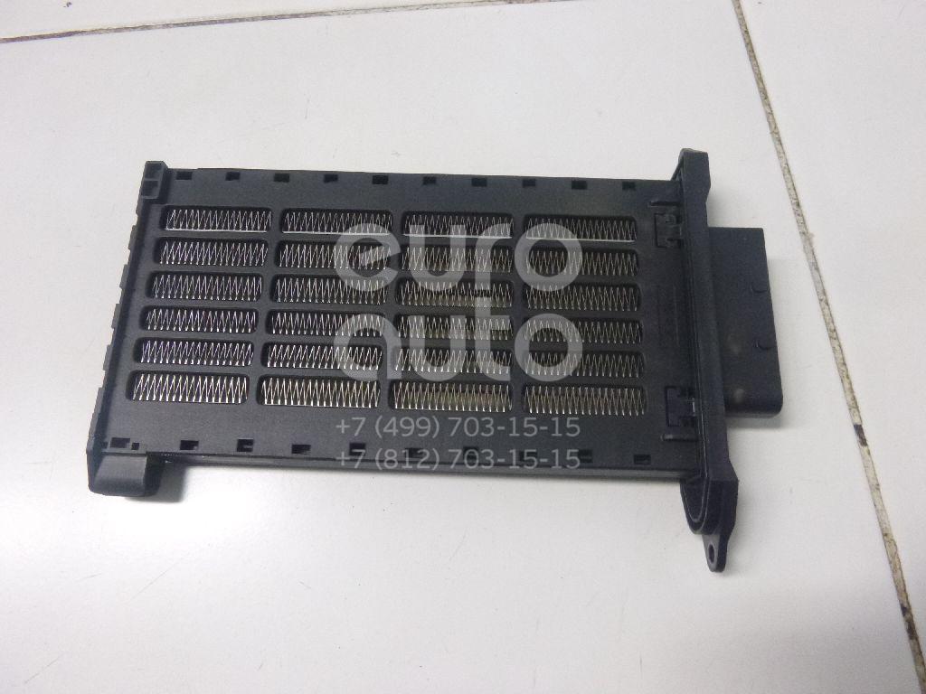 Радиатор отопителя электрический Renault Duster 2012-; (7701060006)