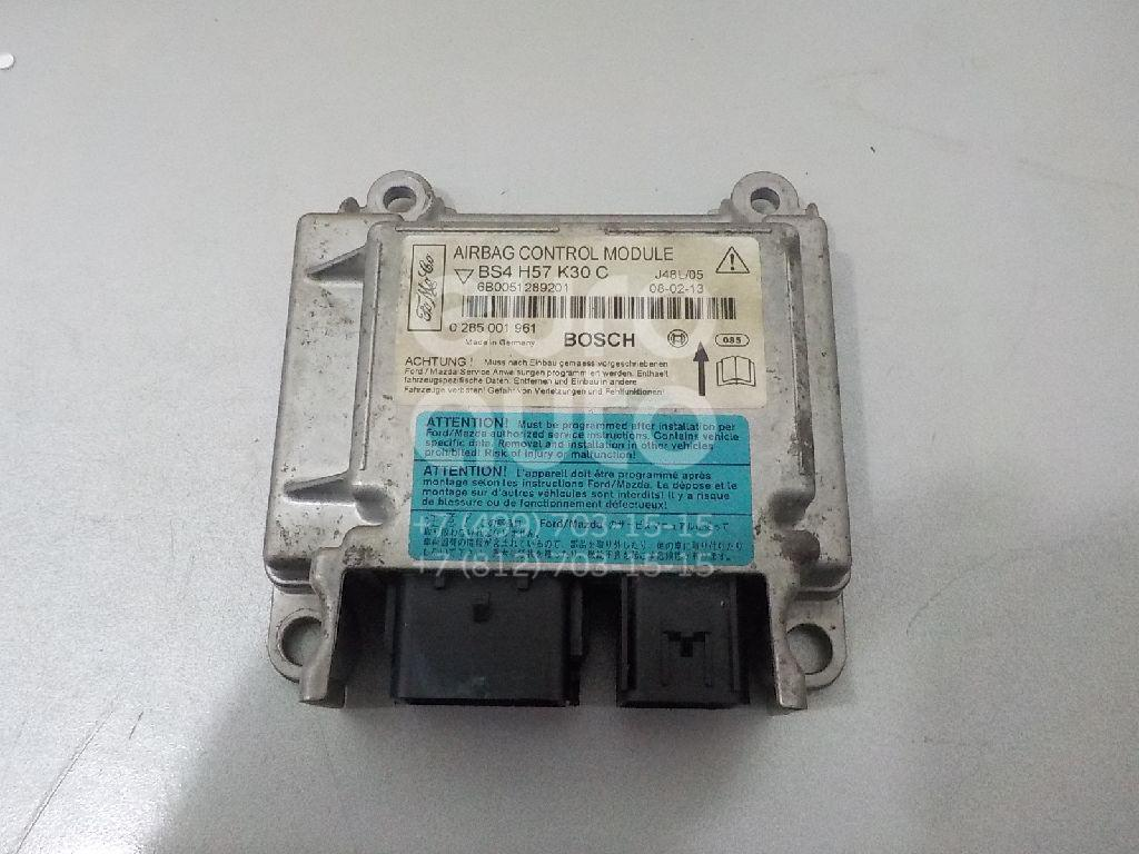 Купить Блок управления AIR BAG Mazda Mazda 3 (BK) 2002-2009; (BS4H57K30C)