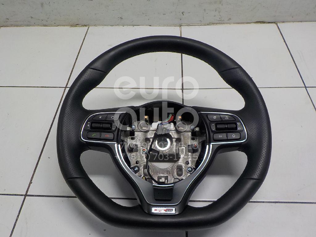 Купить Рулевое колесо для AIR BAG (без AIR BAG) Kia Sportage 2016-; (56110F1420SA1)