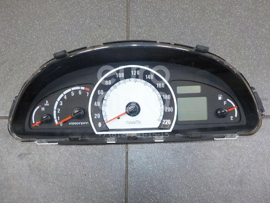 Купить Панель приборов Hyundai Matrix 2001-2010; (9400317340)