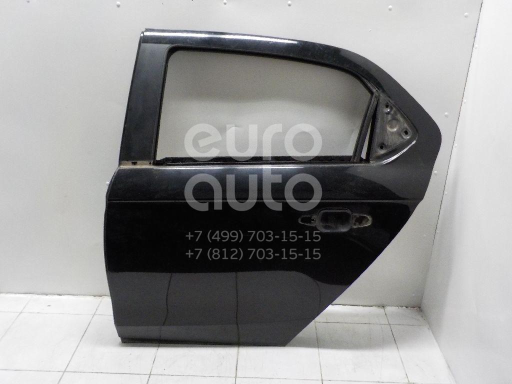 Купить Дверь задняя левая Peugeot 301 2013-; (9675190780)