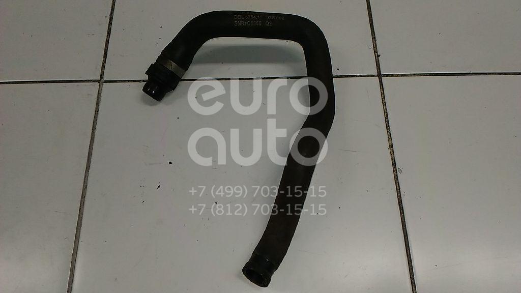 Купить Патрубок отопителя Mercedes Benz Vito/Viano-(639) 2003-2014; (6398325023)