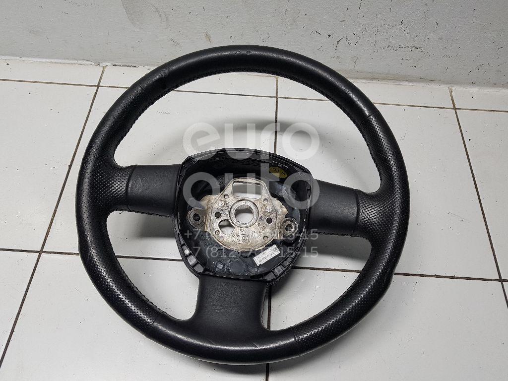 Рулевое колесо для AIR BAG (без AIR BAG) Audi A4 [B7] 2005-2007; (8P0419091BJTNA)