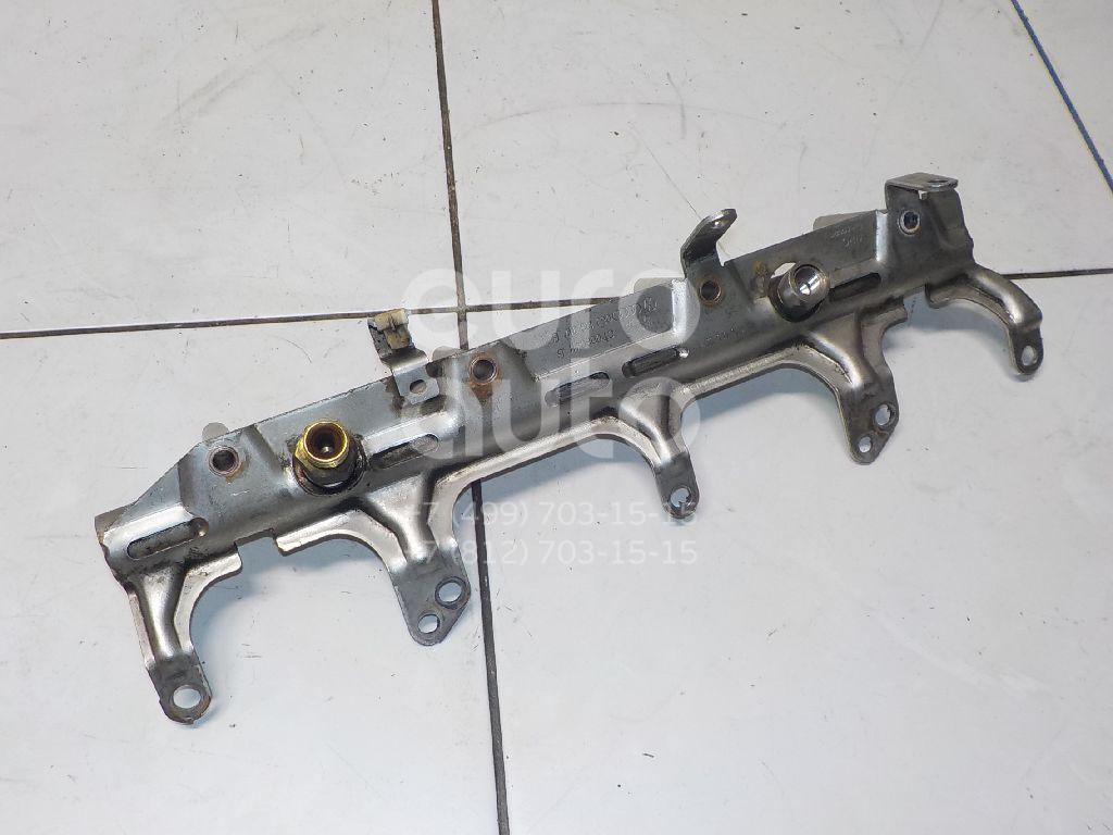 Купить Рейка топливная (рампа) Audi A4 [B8] 2007-2015; (06J133317G)