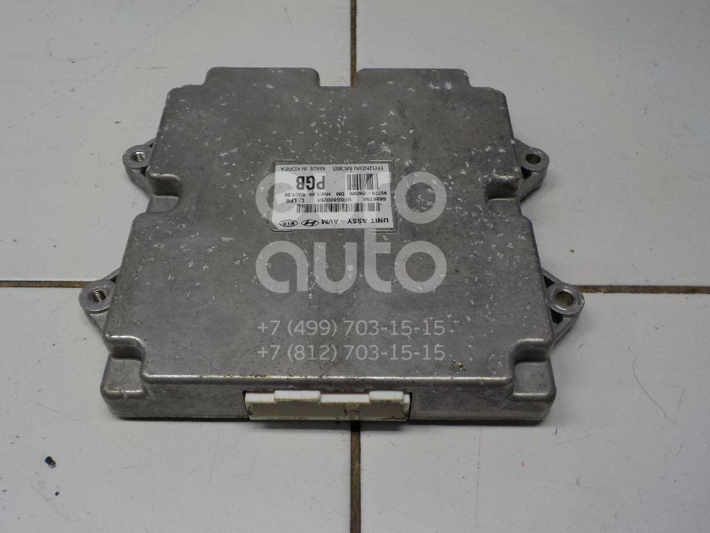 Купить Блок электронный Hyundai Santa Fe (DM) 2012-; (957702W300)