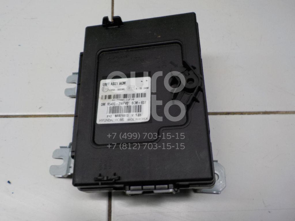Купить Блок электронный Hyundai Santa Fe (DM) 2012-; (954002WFV0)