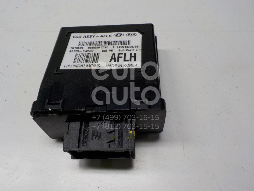 Купить Блок электронный Hyundai Santa Fe (DM) 2012-; (921702W500)