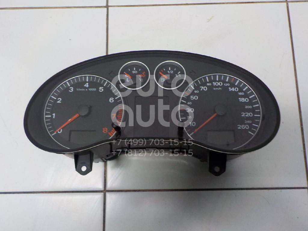 Купить Панель приборов Audi A3 [8P1] 2003-2013; (8P0920900GX)