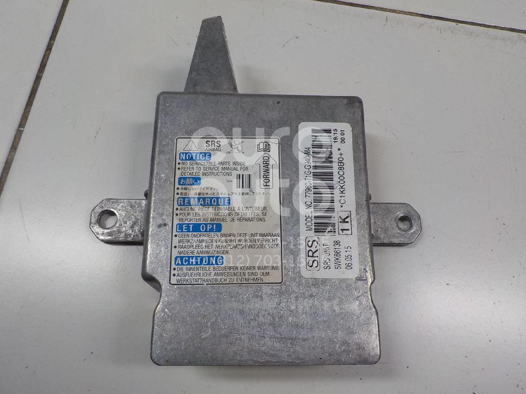 Купить Блок управления AIR BAG Honda CR-V 2012-; (77960T1GG94)