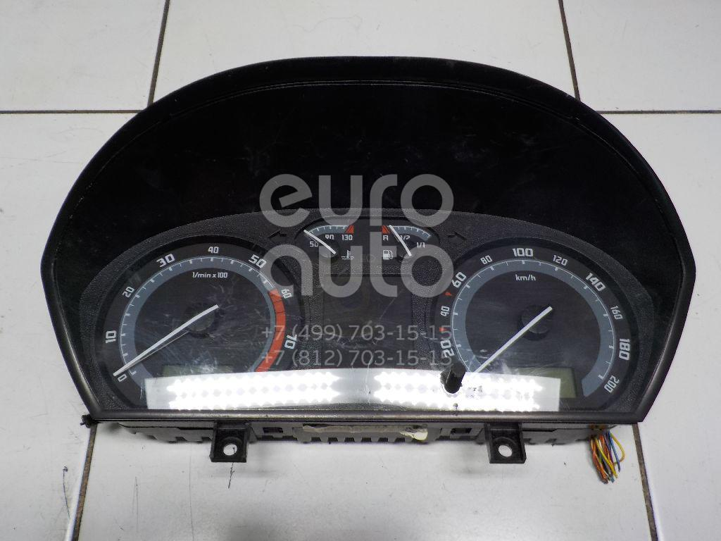 Купить Панель приборов Skoda Fabia 1999-2007; (6Y0920881M)