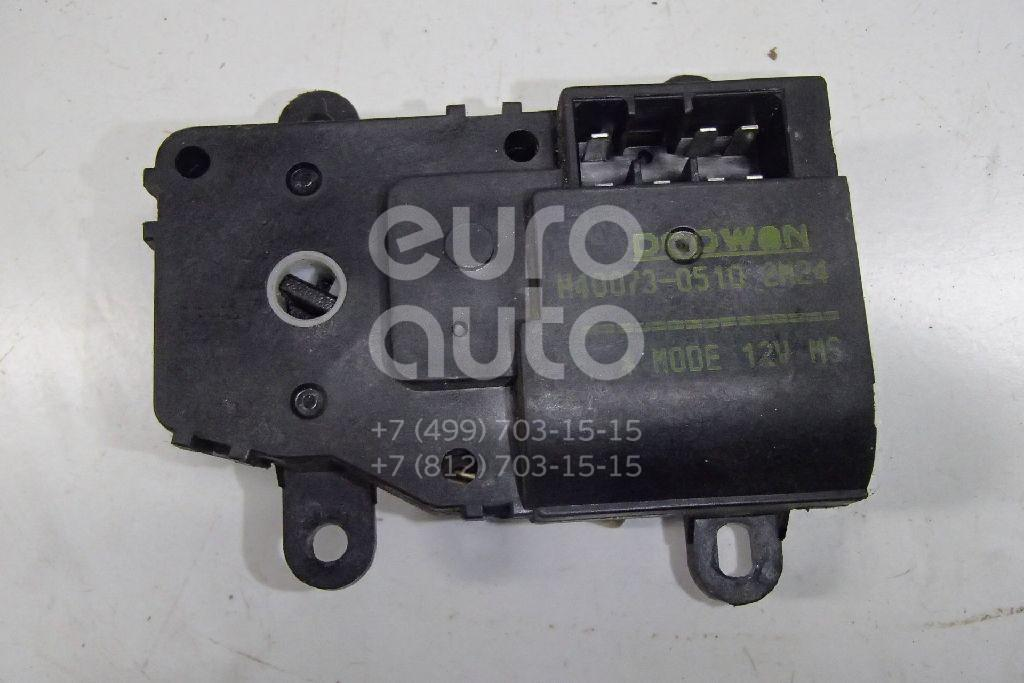 Моторчик заслонки отопителя Kia Sorento 2002-2009; (972223E000)