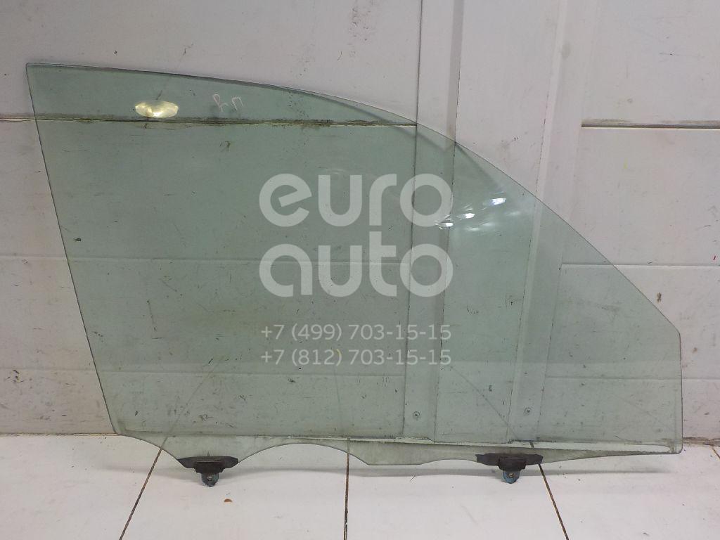 Стекло двери передней правой Toyota Land Cruiser (120)-Prado 2002-2009; (6810160321)