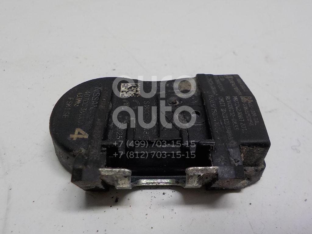 Купить Датчик давления в шине Nissan X-Trail (T32) 2014-; (407003VU0A)