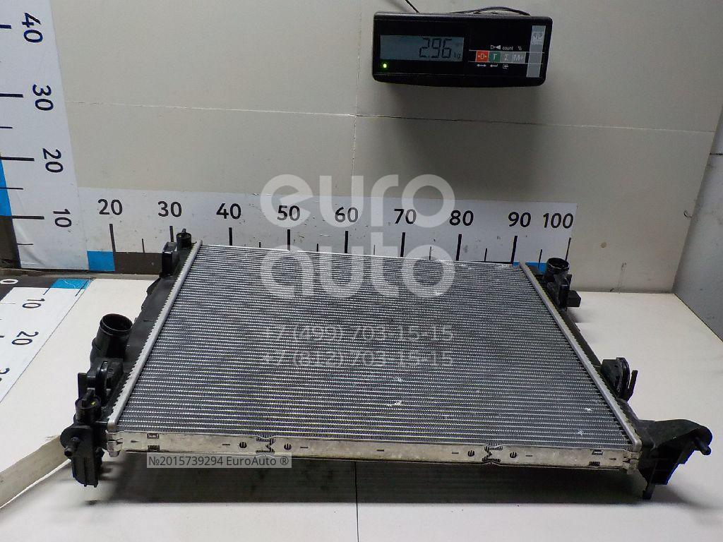 Купить Радиатор основной Nissan Qashqai (J11) 2014-; (214104EB0B)
