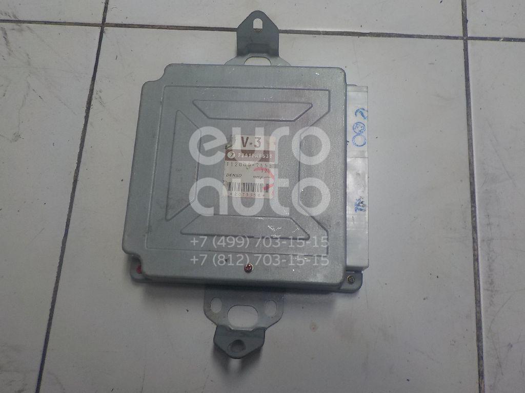 Купить Блок управления двигателем Subaru Impreza (G11) 2000-2007; (22611AF531)