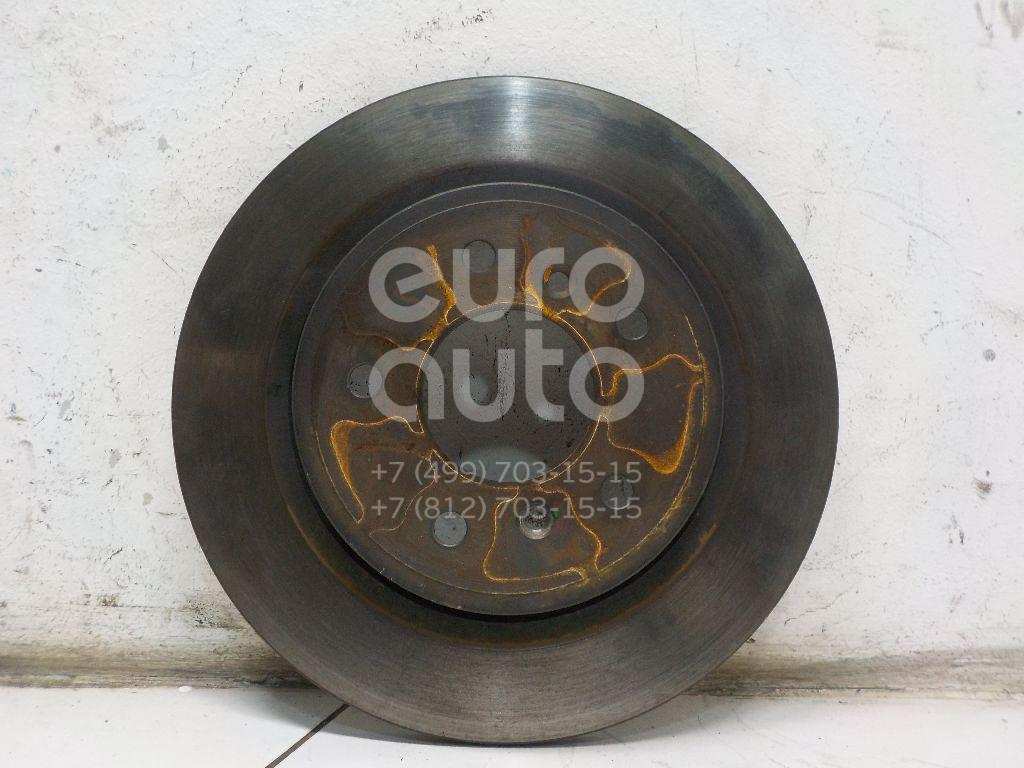 Купить Диск тормозной задний Nissan Qashqai (J11) 2014-; (432064EA0B)