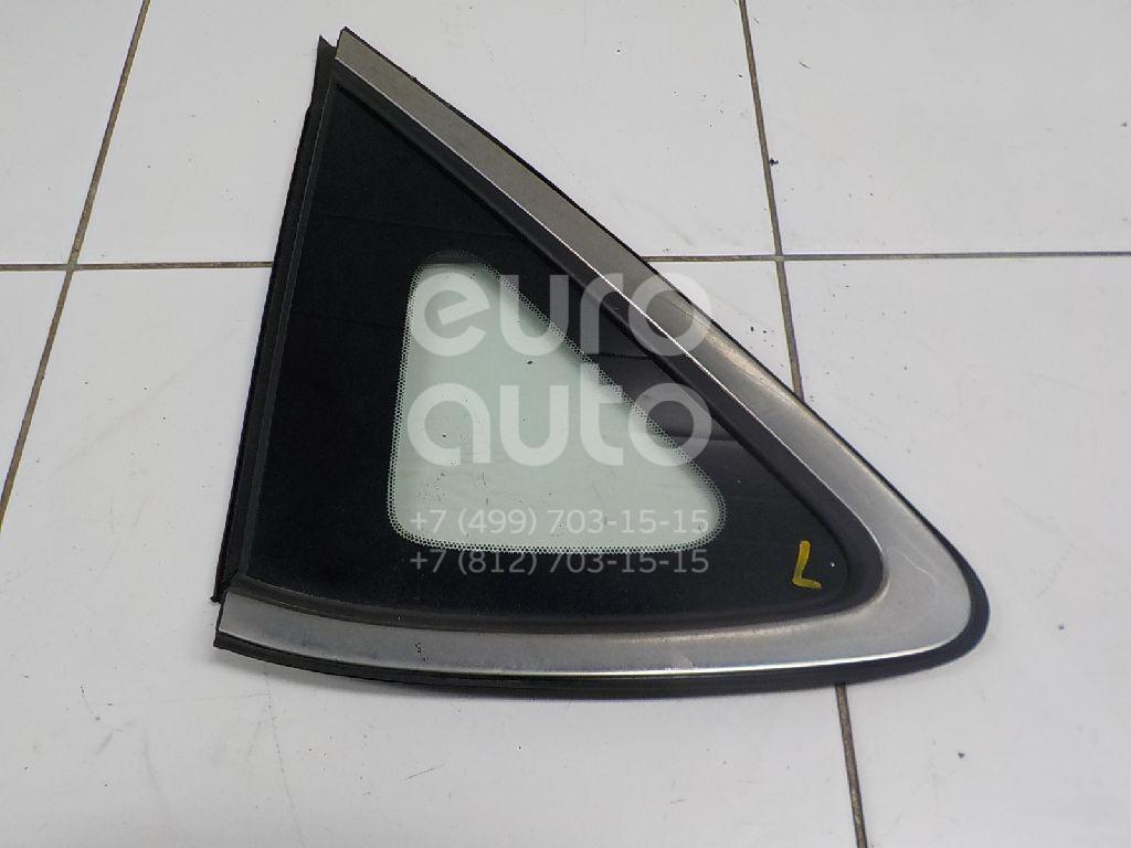 Купить Стекло кузовное глухое левое Mazda Mazda 6 (GH) 2007-2012; (GS9B63950B)