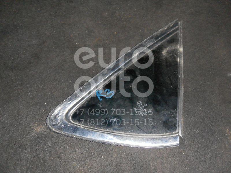 Купить Стекло кузовное глухое правое Mazda Mazda 6 (GH) 2007-2012; (GBS562950)