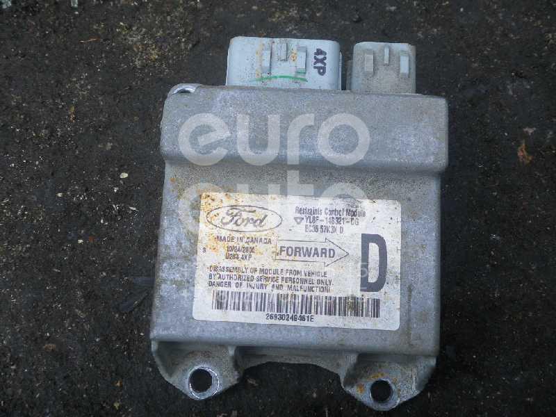 Блок управления AIR BAG Ford America Escape 2001-2006; (YL8Z14B321DA)