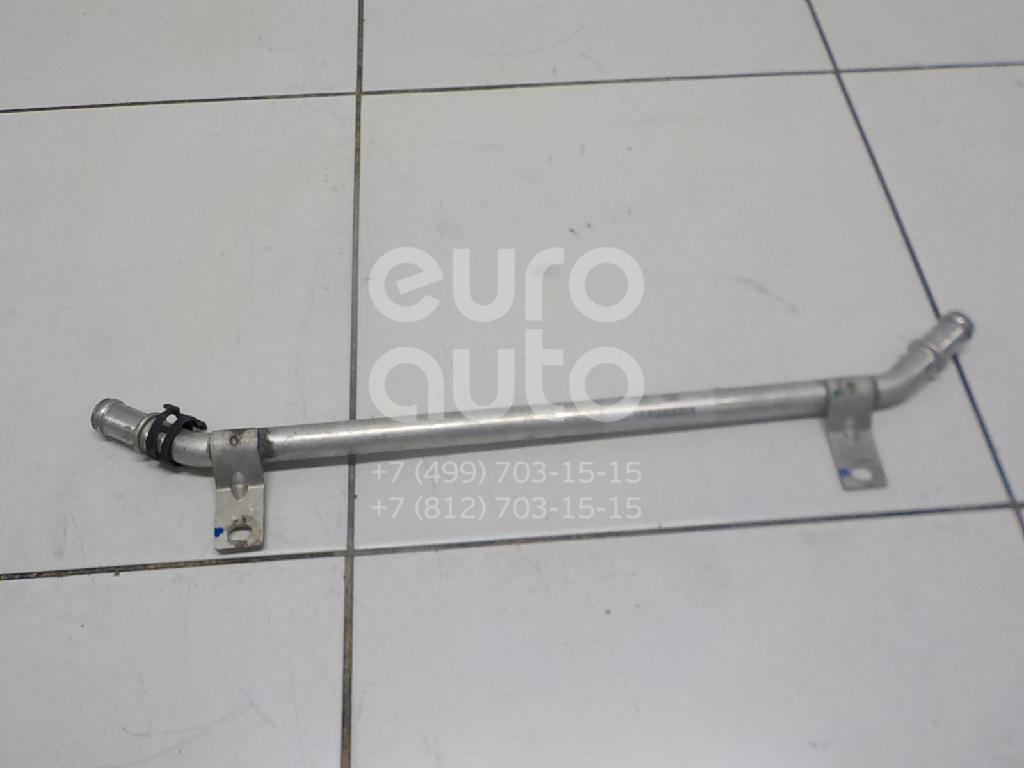 Купить Трубка охлажд. жидкости металлическая Audi A8 [4H] 2010-2017; (4H0121481Q)