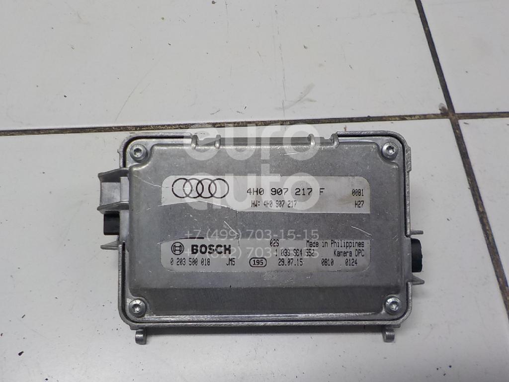 Купить Камера Audi A8 [4H] 2010-2017; (4H0907217F)