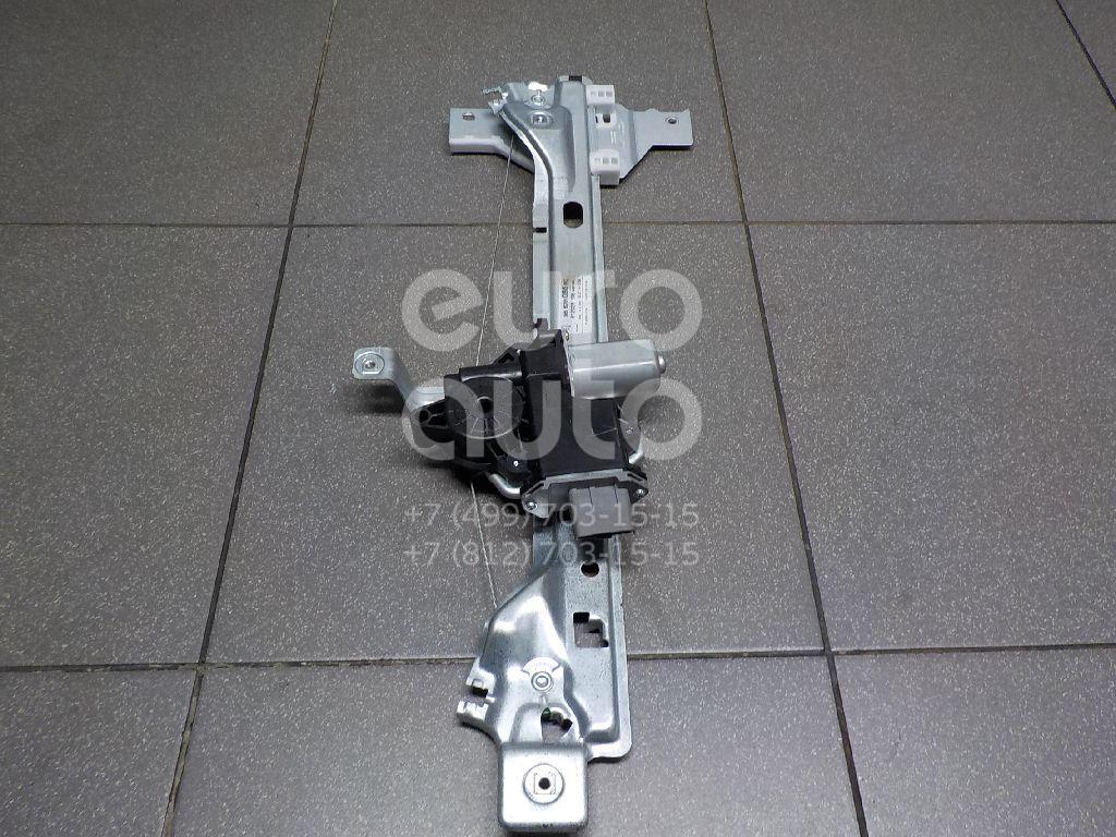 Купить Стеклоподъемник электр. задний правый Peugeot 3008 2010-; (1607674980)