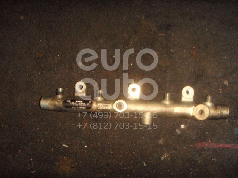 Купить Рейка топливная (рампа) Fiat Ducato 244 (+ЕЛАБУГА) 2002-2006; (0445214019)