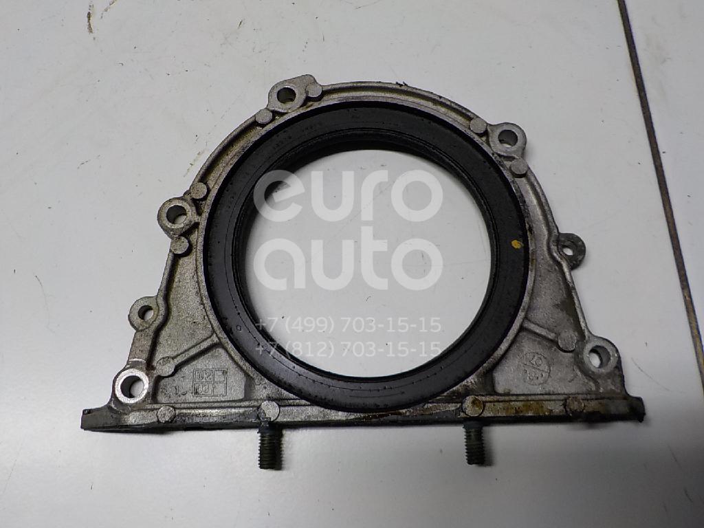 Купить Крышка коленвала задняя Nissan Almera Classic (B10) 2006-2013; (1229695F0A)
