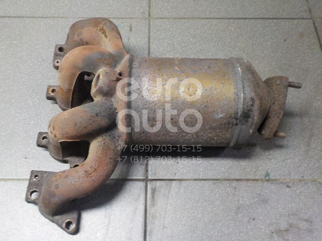 Коллектор выпускной Opel Meriva 2003-2010; (55556533)