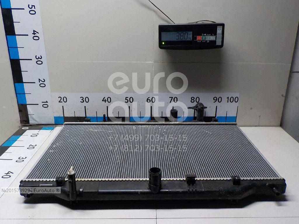 Купить Радиатор основной Mazda CX 5 2012-; (SH9N15200)