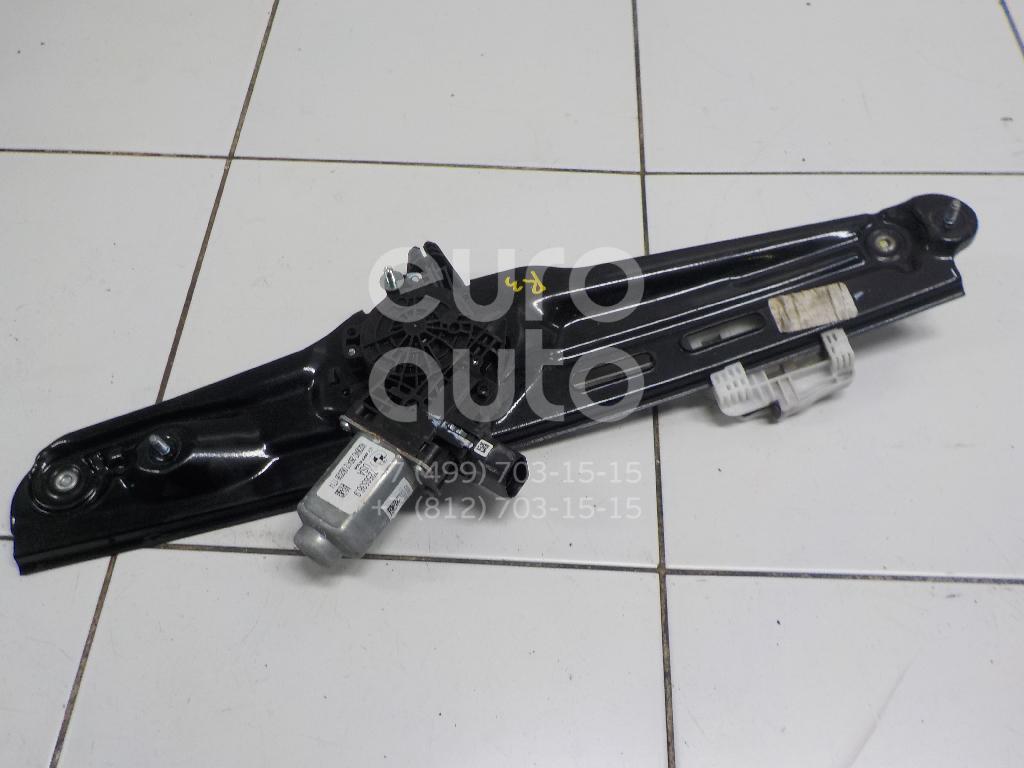 Купить Стеклоподъемник электр. задний правый BMW X3 F25 2010-; (51357267104)