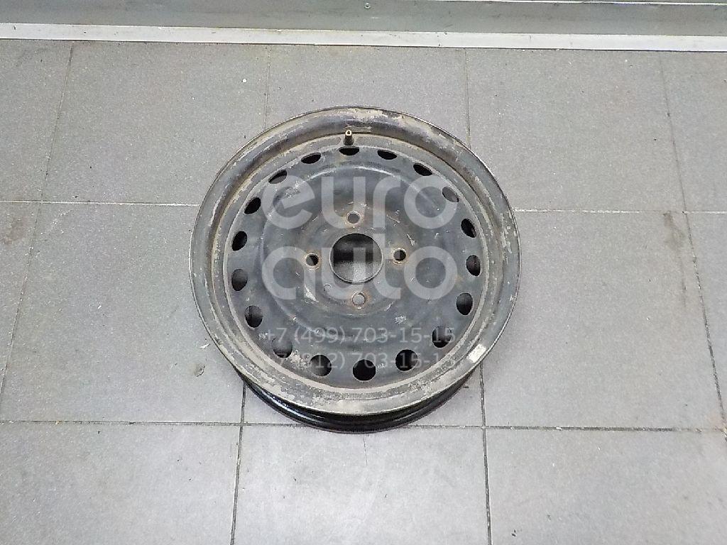 Купить Диск колесный железо Nissan Tiida (C11) 2007-2014; (40300EN10B)