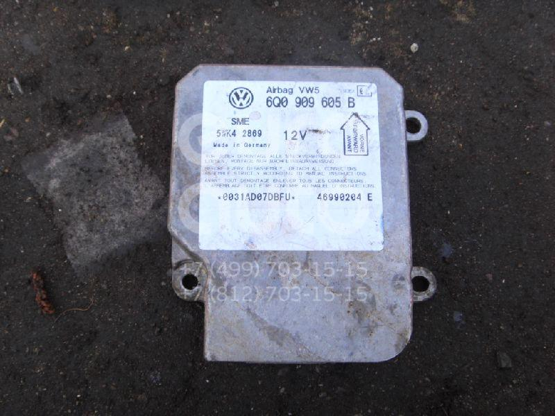 Купить Блок управления AIR BAG VW Passat [B5] 1996-2000; (6Q0909605B)