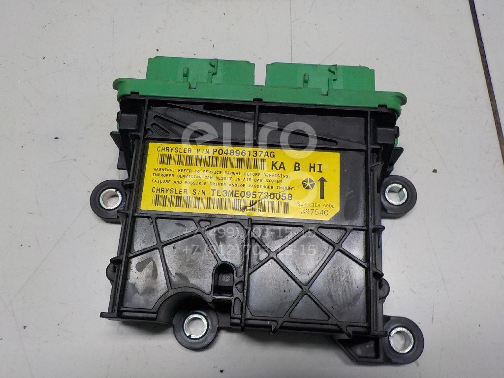 Купить Блок управления AIR BAG Dodge Nitro 2007-2011; (04896137AG)
