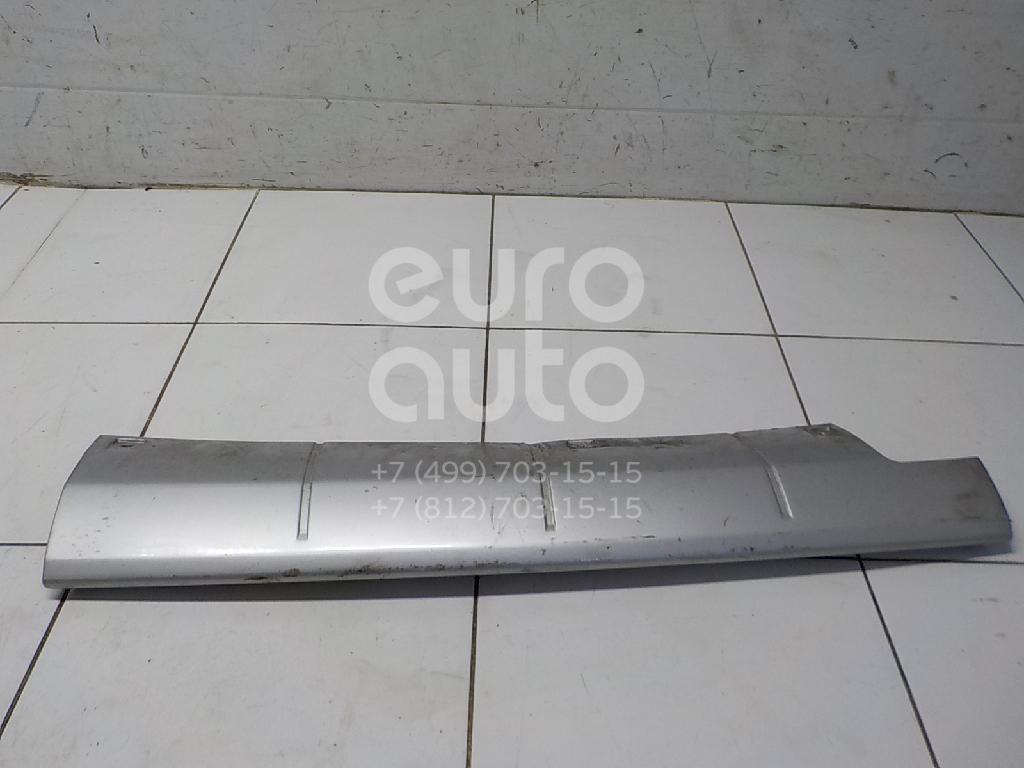 Купить Накладка заднего бампера Mitsubishi Outlander (CU) 2001-2008; (MN126240)