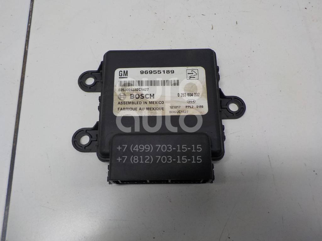 Купить Блок электронный Opel Antara 2007-2015; (96955189)