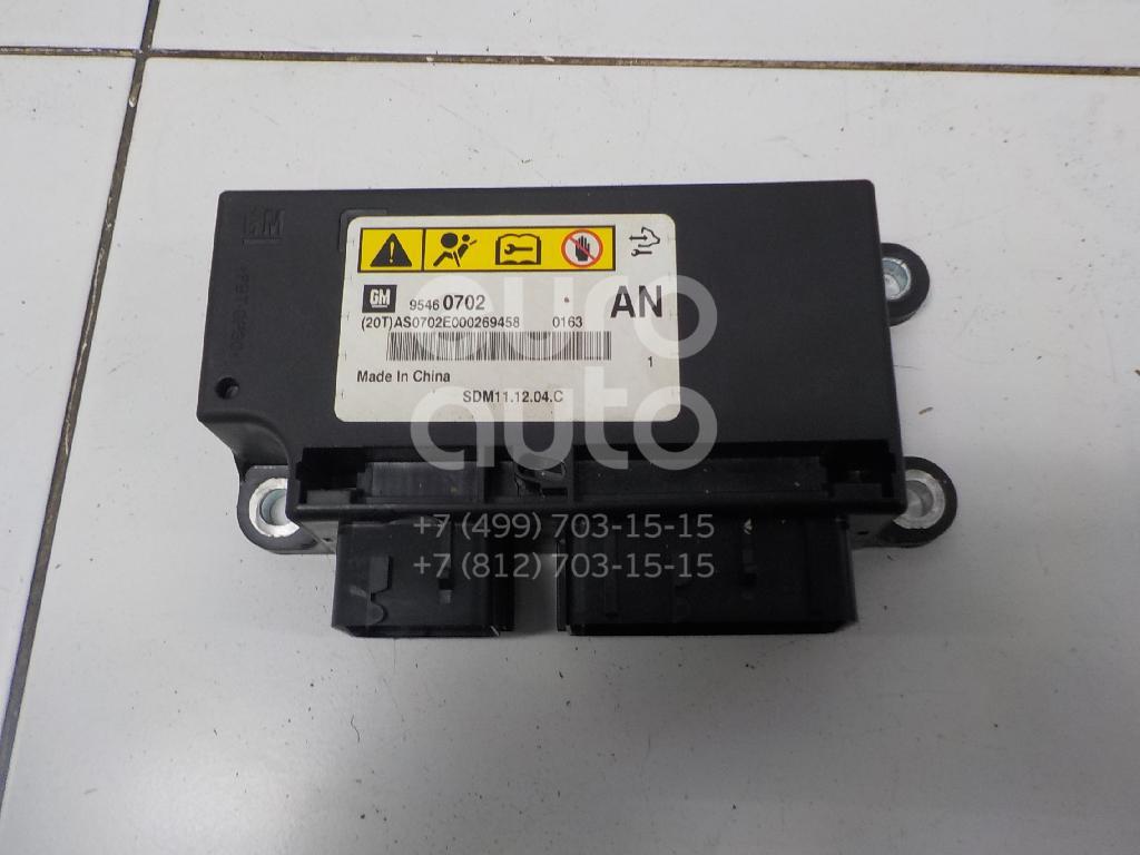 Купить Блок управления AIR BAG Opel Antara 2007-2015; (95460702)