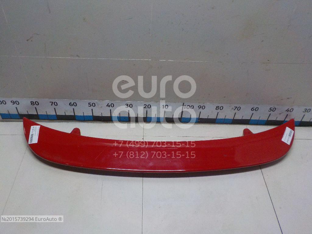 Спойлер (дефлектор) багажника Toyota Celica (ZT23#) 1999-2005; (7687120918)  - купить со скидкой