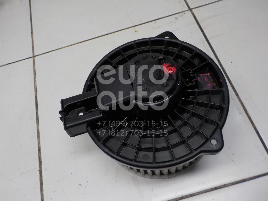Моторчик отопителя Mazda CX 7 2007-2012; (EG2161B10)  - купить со скидкой